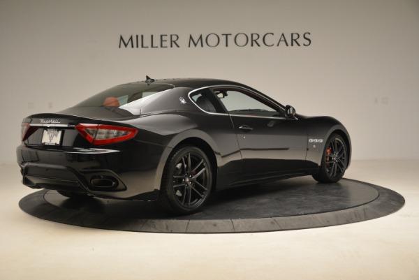 New 2018 Maserati GranTurismo Sport for sale Sold at Bugatti of Greenwich in Greenwich CT 06830 7