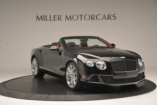 Used 2014 Bentley Continental GT Speed Convertible for sale Sold at Bugatti of Greenwich in Greenwich CT 06830 11