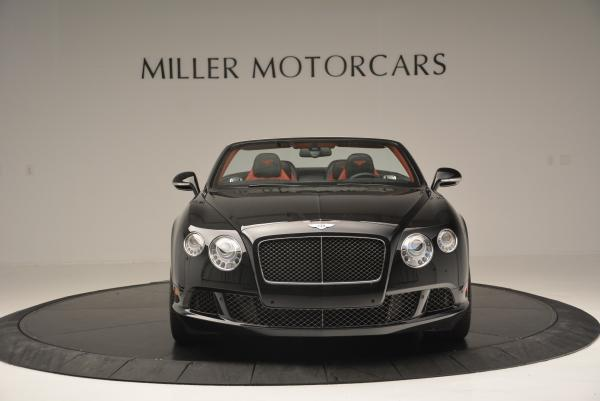 Used 2014 Bentley Continental GT Speed Convertible for sale Sold at Bugatti of Greenwich in Greenwich CT 06830 12