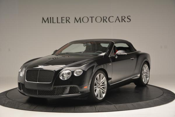 Used 2014 Bentley Continental GT Speed Convertible for sale Sold at Bugatti of Greenwich in Greenwich CT 06830 14