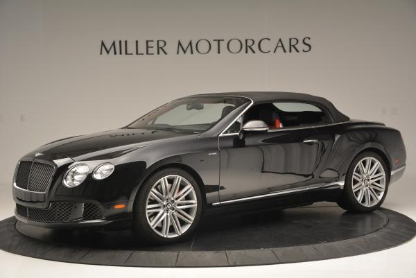Used 2014 Bentley Continental GT Speed Convertible for sale Sold at Bugatti of Greenwich in Greenwich CT 06830 15
