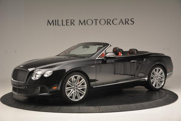Used 2014 Bentley Continental GT Speed Convertible for sale Sold at Bugatti of Greenwich in Greenwich CT 06830 2
