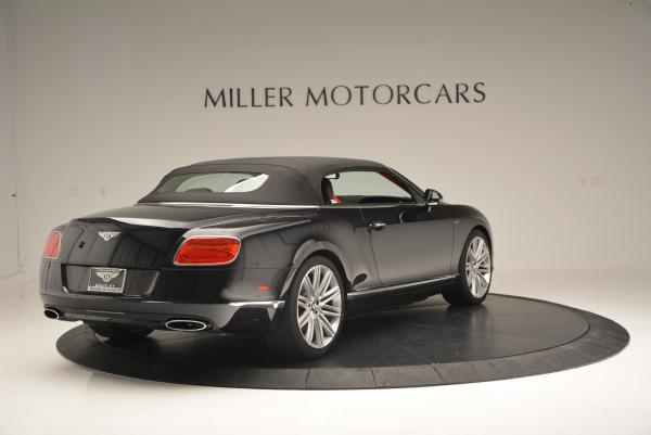 Used 2014 Bentley Continental GT Speed Convertible for sale Sold at Bugatti of Greenwich in Greenwich CT 06830 20