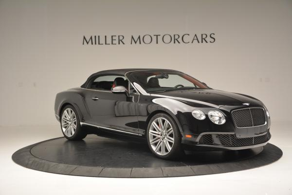 Used 2014 Bentley Continental GT Speed Convertible for sale Sold at Bugatti of Greenwich in Greenwich CT 06830 23