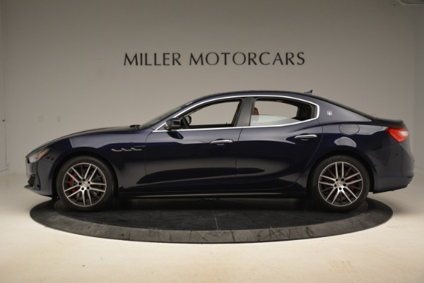 New 2018 Maserati Ghibli S Q4 for sale Sold at Bugatti of Greenwich in Greenwich CT 06830 3