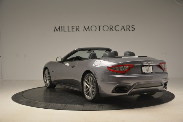 New 2018 Maserati GranTurismo Sport Convertible for sale Sold at Bugatti of Greenwich in Greenwich CT 06830 10