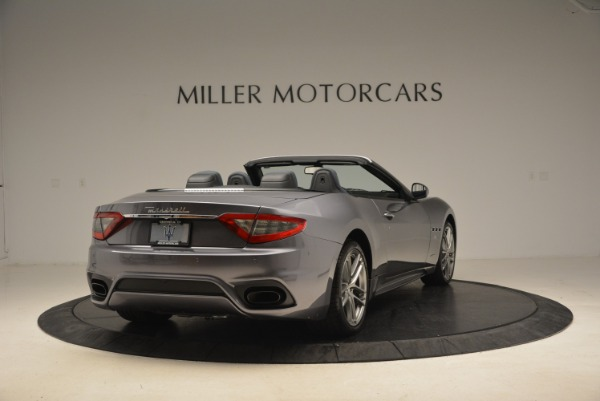 New 2018 Maserati GranTurismo Sport Convertible for sale Sold at Bugatti of Greenwich in Greenwich CT 06830 14