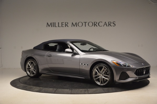 New 2018 Maserati GranTurismo Sport Convertible for sale Sold at Bugatti of Greenwich in Greenwich CT 06830 19