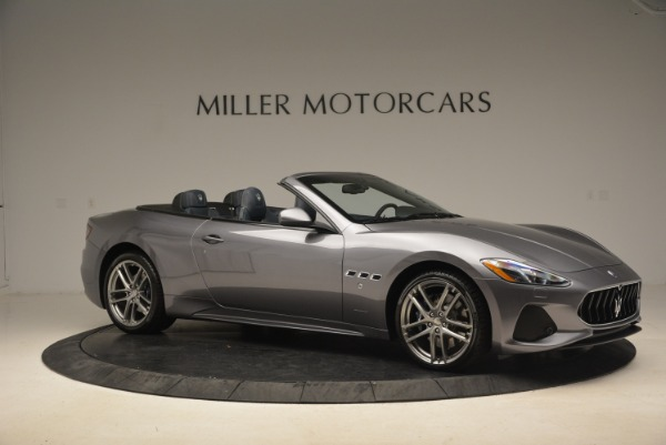 New 2018 Maserati GranTurismo Sport Convertible for sale Sold at Bugatti of Greenwich in Greenwich CT 06830 20