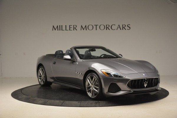 New 2018 Maserati GranTurismo Sport Convertible for sale Sold at Bugatti of Greenwich in Greenwich CT 06830 22