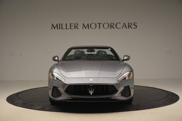 New 2018 Maserati GranTurismo Sport Convertible for sale Sold at Bugatti of Greenwich in Greenwich CT 06830 24