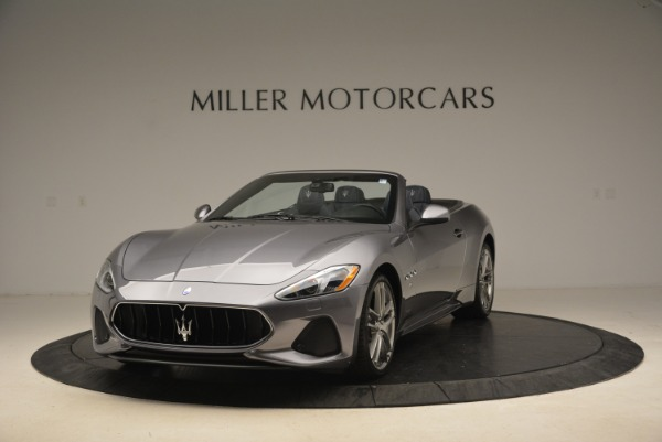 New 2018 Maserati GranTurismo Sport Convertible for sale Sold at Bugatti of Greenwich in Greenwich CT 06830 3