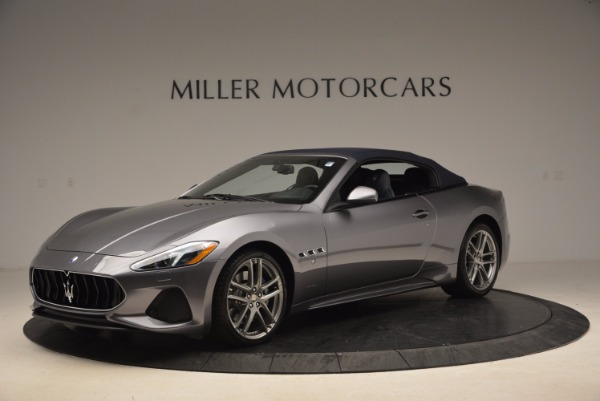New 2018 Maserati GranTurismo Sport Convertible for sale Sold at Bugatti of Greenwich in Greenwich CT 06830 4