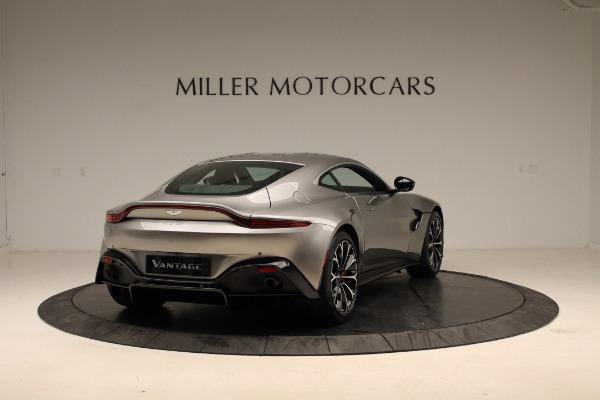 New 2019 Aston Martin Vantage for sale Sold at Bugatti of Greenwich in Greenwich CT 06830 16
