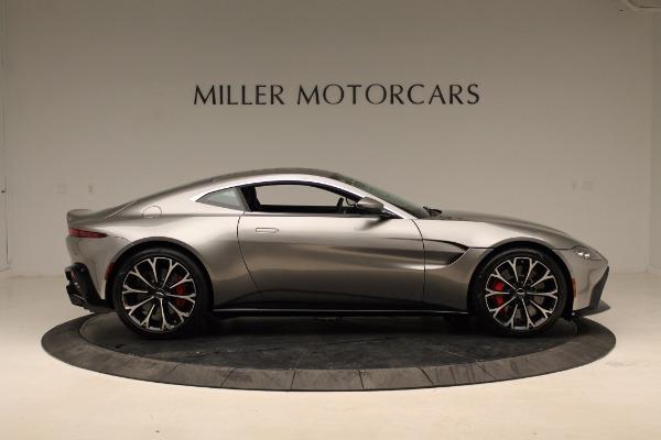 New 2019 Aston Martin Vantage for sale Sold at Bugatti of Greenwich in Greenwich CT 06830 18