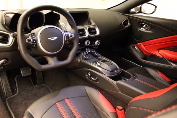 New 2019 Aston Martin Vantage for sale Sold at Bugatti of Greenwich in Greenwich CT 06830 23