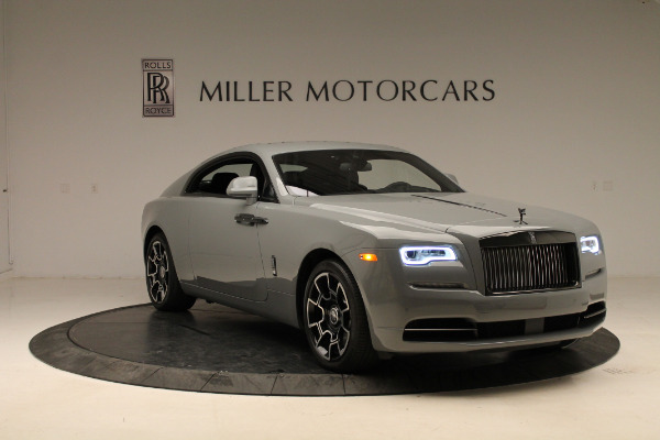 New 2018 Rolls-Royce Wraith Black Badge for sale Sold at Bugatti of Greenwich in Greenwich CT 06830 10