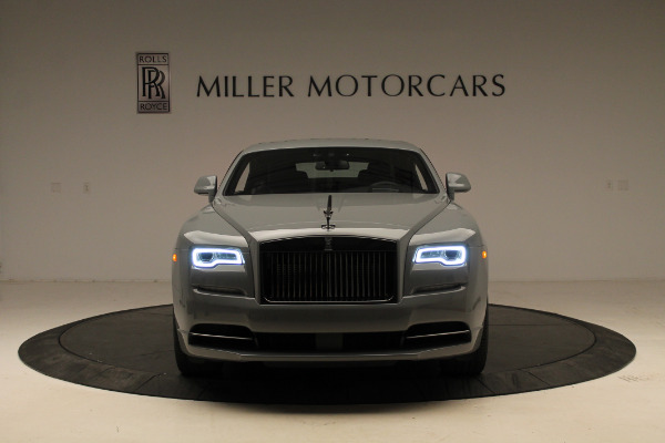 New 2018 Rolls-Royce Wraith Black Badge for sale Sold at Bugatti of Greenwich in Greenwich CT 06830 11