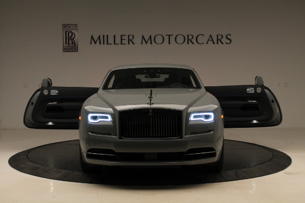 New 2018 Rolls-Royce Wraith Black Badge for sale Sold at Bugatti of Greenwich in Greenwich CT 06830 14