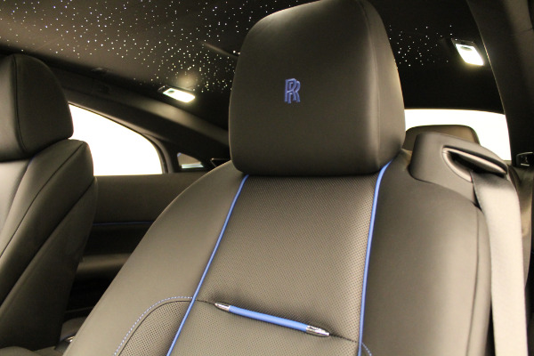 New 2018 Rolls-Royce Wraith Black Badge for sale Sold at Bugatti of Greenwich in Greenwich CT 06830 19