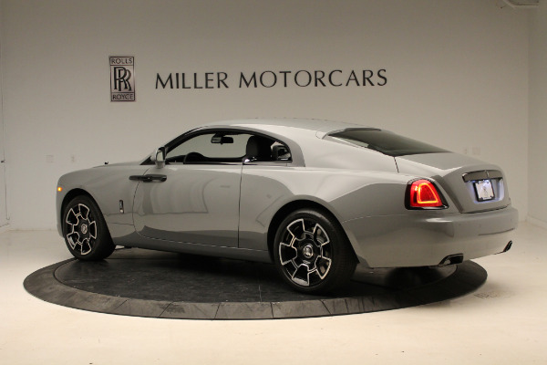 New 2018 Rolls-Royce Wraith Black Badge for sale Sold at Bugatti of Greenwich in Greenwich CT 06830 4
