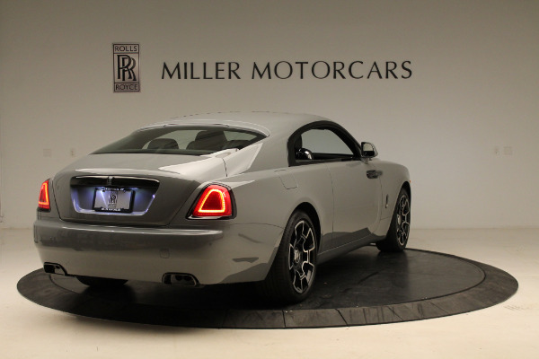 New 2018 Rolls-Royce Wraith Black Badge for sale Sold at Bugatti of Greenwich in Greenwich CT 06830 7