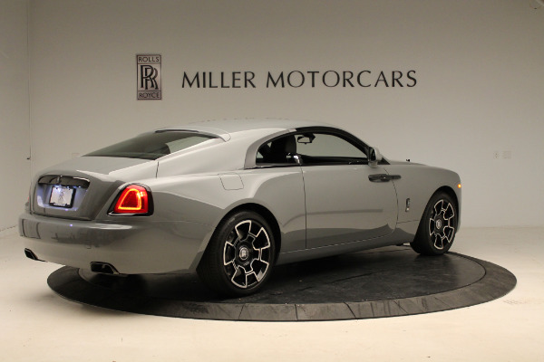 New 2018 Rolls-Royce Wraith Black Badge for sale Sold at Bugatti of Greenwich in Greenwich CT 06830 8