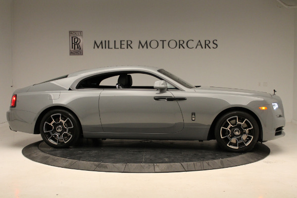New 2018 Rolls-Royce Wraith Black Badge for sale Sold at Bugatti of Greenwich in Greenwich CT 06830 9