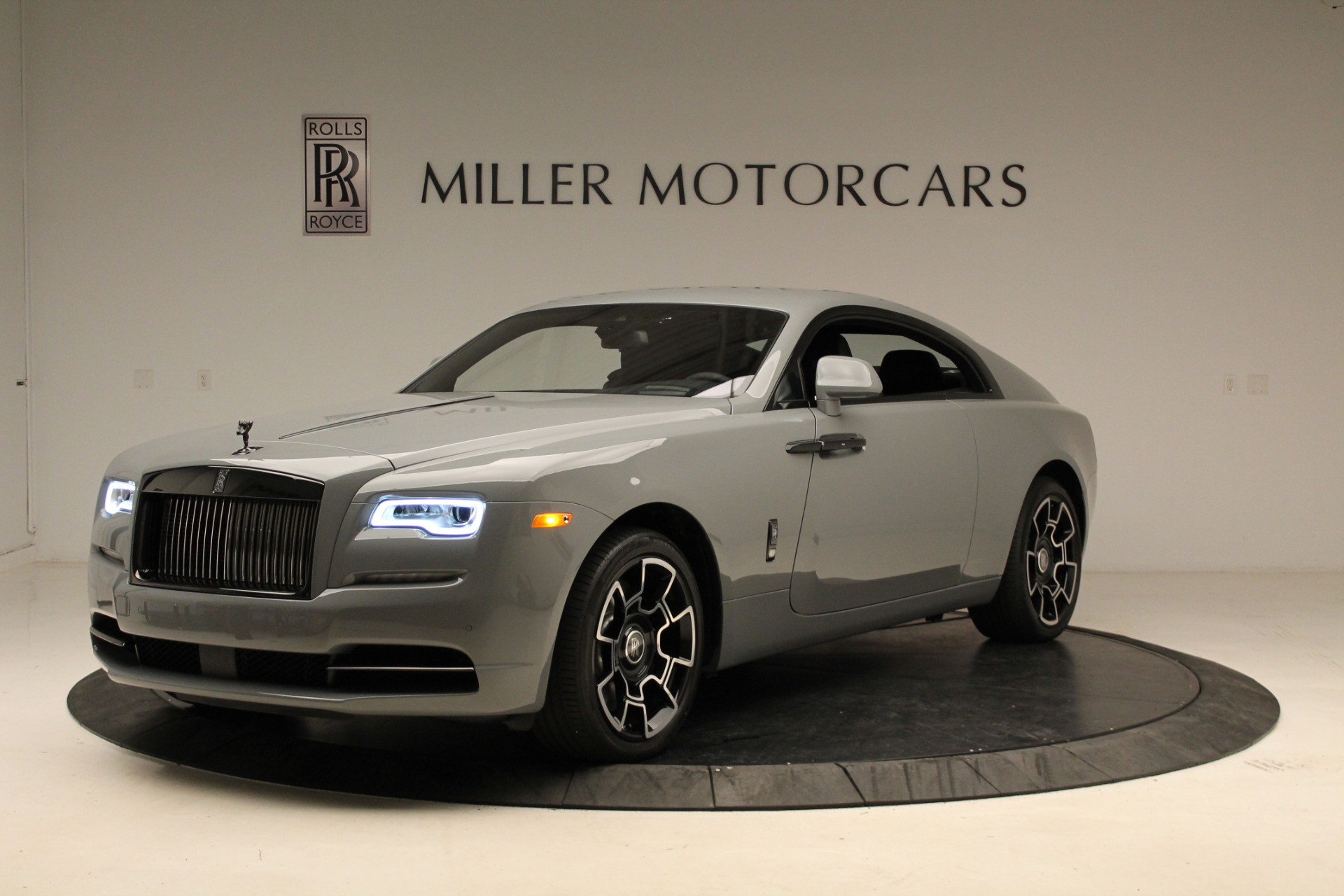 New 2018 Rolls-Royce Wraith Black Badge for sale Sold at Bugatti of Greenwich in Greenwich CT 06830 1