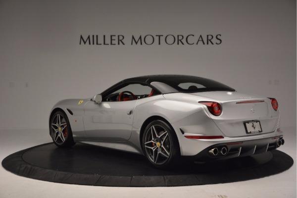 Used 2015 Ferrari California T for sale Sold at Bugatti of Greenwich in Greenwich CT 06830 17