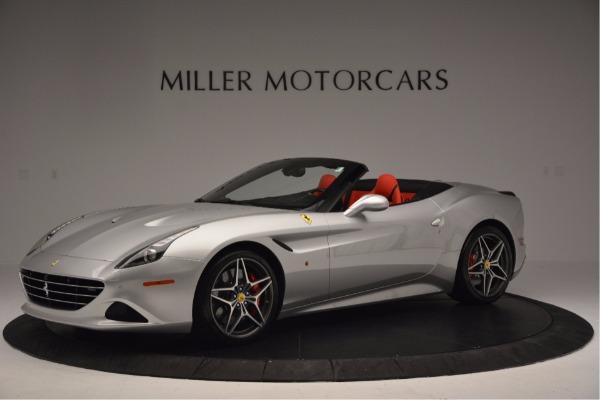Used 2015 Ferrari California T for sale Sold at Bugatti of Greenwich in Greenwich CT 06830 2