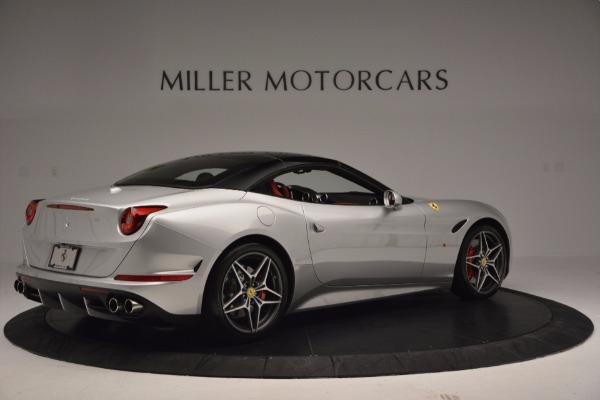 Used 2015 Ferrari California T for sale Sold at Bugatti of Greenwich in Greenwich CT 06830 20