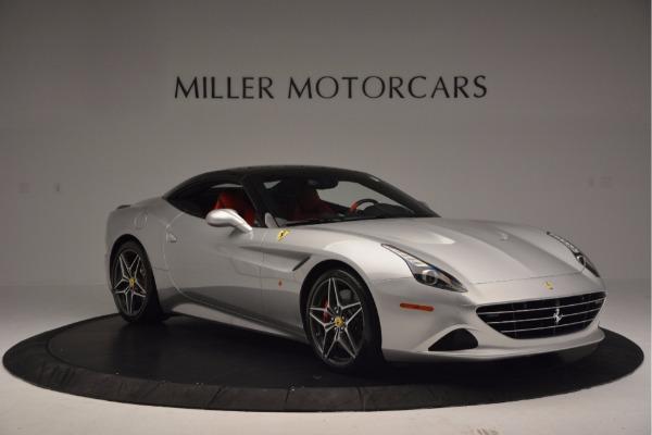 Used 2015 Ferrari California T for sale Sold at Bugatti of Greenwich in Greenwich CT 06830 23