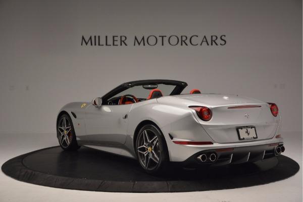 Used 2015 Ferrari California T for sale Sold at Bugatti of Greenwich in Greenwich CT 06830 5