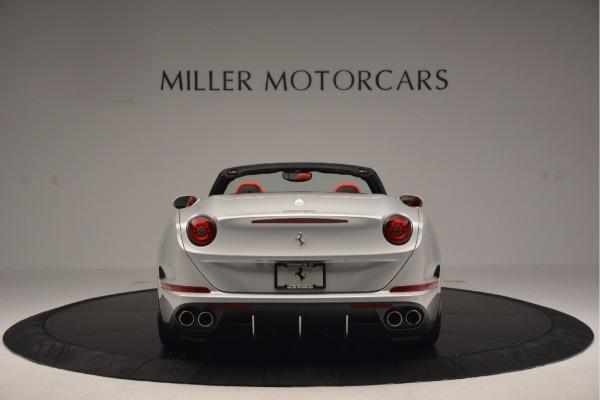 Used 2015 Ferrari California T for sale Sold at Bugatti of Greenwich in Greenwich CT 06830 6