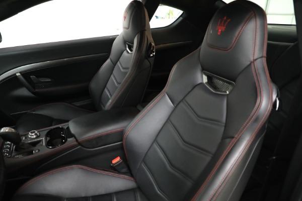 Used 2018 Maserati GranTurismo Sport for sale Sold at Bugatti of Greenwich in Greenwich CT 06830 15