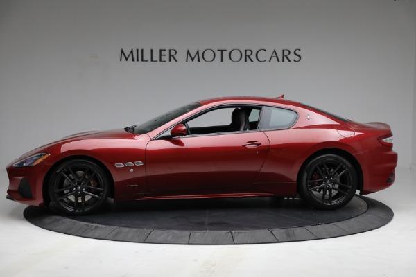 Used 2018 Maserati GranTurismo Sport for sale Sold at Bugatti of Greenwich in Greenwich CT 06830 3