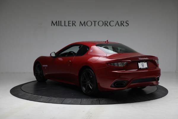 Used 2018 Maserati GranTurismo Sport for sale Sold at Bugatti of Greenwich in Greenwich CT 06830 5