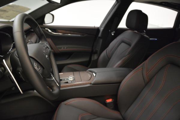 Used 2018 Maserati Quattroporte S Q4 GranLusso for sale Sold at Bugatti of Greenwich in Greenwich CT 06830 13