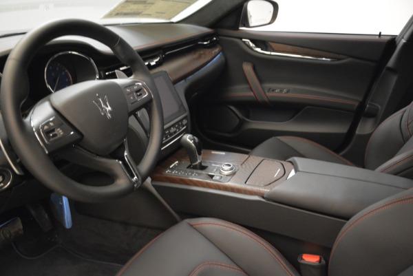 Used 2018 Maserati Quattroporte S Q4 GranLusso for sale Sold at Bugatti of Greenwich in Greenwich CT 06830 15