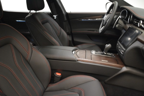 New 2018 Maserati Quattroporte S Q4 GranLusso for sale Sold at Bugatti of Greenwich in Greenwich CT 06830 21