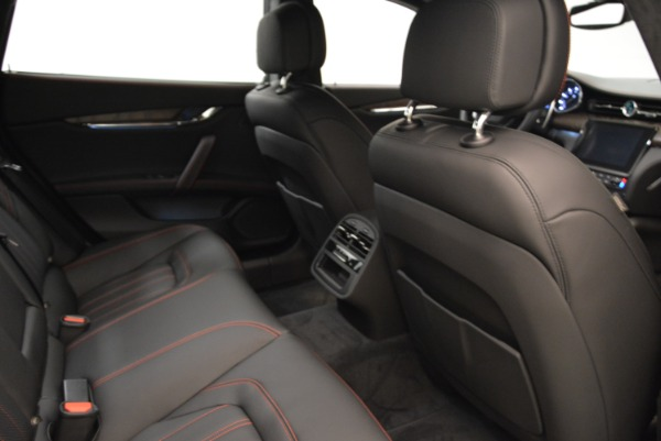 Used 2018 Maserati Quattroporte S Q4 GranLusso for sale Sold at Bugatti of Greenwich in Greenwich CT 06830 23