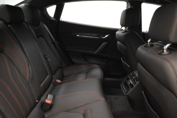 Used 2018 Maserati Quattroporte S Q4 GranLusso for sale Sold at Bugatti of Greenwich in Greenwich CT 06830 24
