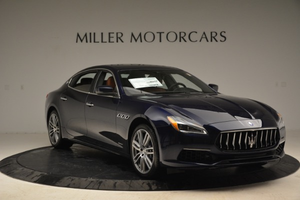 New 2018 Maserati Quattroporte S Q4 GranLusso for sale Sold at Bugatti of Greenwich in Greenwich CT 06830 11