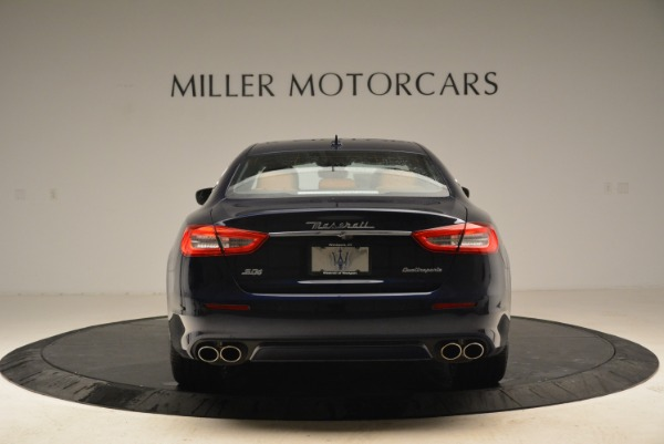 New 2018 Maserati Quattroporte S Q4 GranLusso for sale Sold at Bugatti of Greenwich in Greenwich CT 06830 6