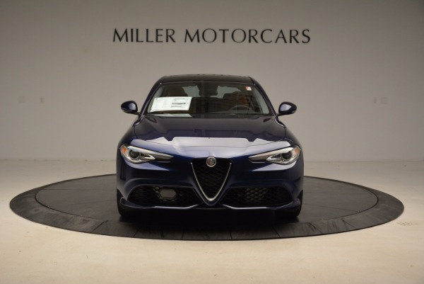 New 2018 Alfa Romeo Giulia Sport Q4 for sale Sold at Bugatti of Greenwich in Greenwich CT 06830 12