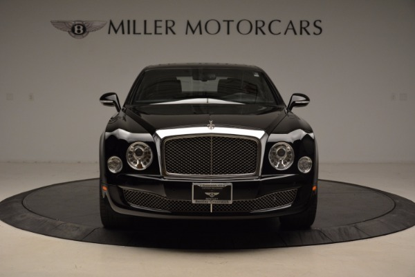 Used 2016 Bentley Mulsanne for sale Sold at Bugatti of Greenwich in Greenwich CT 06830 13