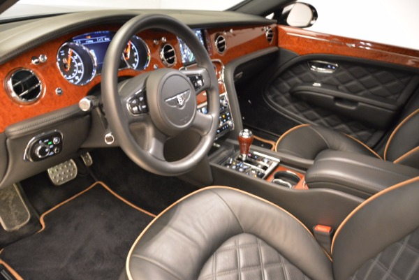 Used 2016 Bentley Mulsanne for sale Sold at Bugatti of Greenwich in Greenwich CT 06830 24