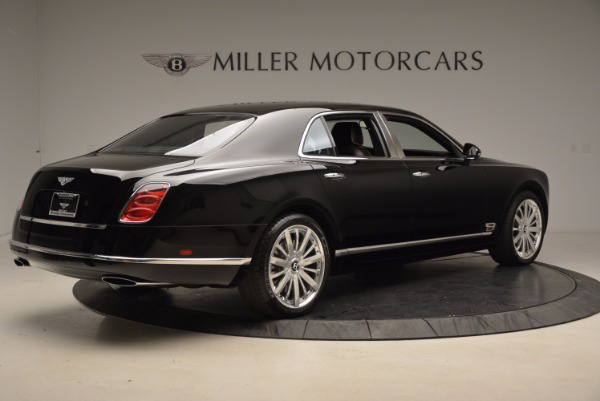 Used 2016 Bentley Mulsanne for sale Sold at Bugatti of Greenwich in Greenwich CT 06830 9