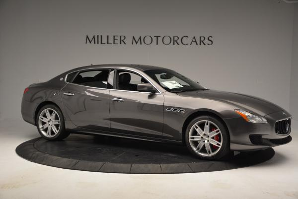 New 2016 Maserati Quattroporte S Q4 for sale Sold at Bugatti of Greenwich in Greenwich CT 06830 11